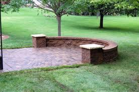 patio retaining walls