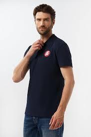 <b>Верхняя сорочка</b> мужская, цвет темно-синий, артикул: US19 ...