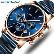 <b>Buy crrju watch mens watches</b> casual quartz and get free shipping ...
