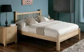 aston solid oak wooden bed aston solid oak