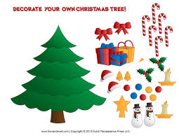 printable paper christmas tree template and clip art christmas tree craft for kids