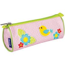 <b>Пенал</b>-<b>косметичка BERLINGO PM05405 Butterfly</b> блестки ...
