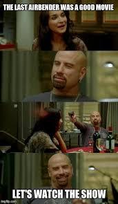 Skinhead John Travolta Meme - Imgflip via Relatably.com