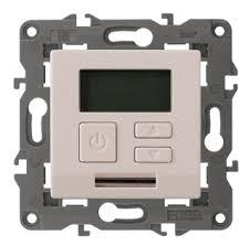 <b>14-4111-02 ЭРА Терморегулятор</b> универс. 230В-Imax16А, IP20 ...