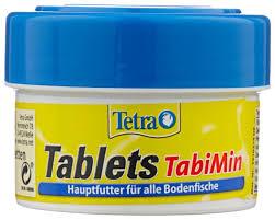 Купить Сухой <b>корм Tetra Tablets TabiMin</b> для рыб 58 шт. 30 мл 18 ...