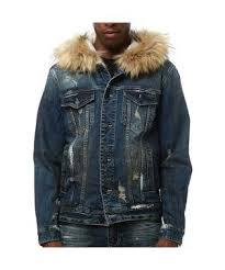 Smoke Rise <b>Men's Fashion Denim Jacket</b> - Hibbett | City Gear