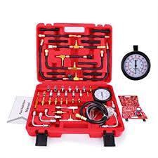 BETOOLL Pro Fuel Injection Pressure Tester Kit ... - Amazon.com