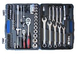 <b>Набор</b> инструментов Autovirazh <b>AV Steel</b> AV-011082 82 предм ...