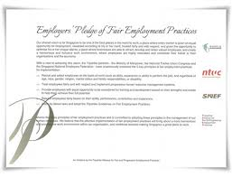 people policy practice hsl constructor hsl has pledged its support to tafep on adoption of fair employment practises