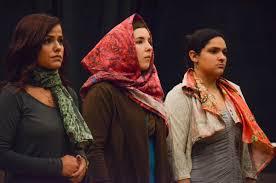 iwu play seven tells story of empowerment