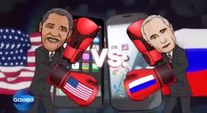Россия против США: битва YotaPhone 2 и iPhone 6 [видео ...