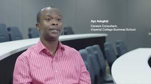 ayo adegbiji careers support and the global online mba ayo adegbiji careers support and the global online mba
