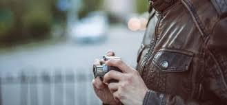 <b>Hipster</b> Man Taking <b>Photo</b> With <b>Retro Camera</b> Stock <b>Photo</b>, Picture ...