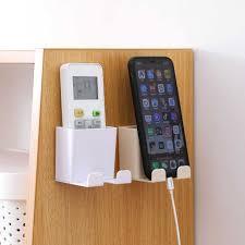 <b>1 pcs Phone</b> Wall <b>Holder</b> Smartphone Hanging Wall Storage <b>Rack</b> ...