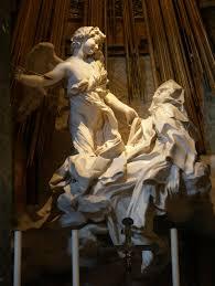 bernini the ecstasy of saint teresa cornaro chapel santa maria bernini the ecstasy of saint teresa cornaro chapel santa maria della vittoria