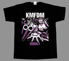 <b>KMFDM</b> Money NEW BLACK SHORT/LONG SLEEVE T-SHIRT   eBay