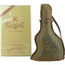 <b>CHRIS ADAMS CA CLASSIC</b> POUR FEMME EDP 100ML FOR ...