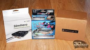 HTPС-<b>кулеры</b> GELID SlimHero, Scythe Big Shuriken 2 и ...