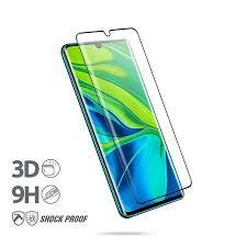 Crong 3D Armour Glass 9H <b>Full Screen Tempered</b> Glass Xiaomi Mi ...
