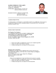 engineering resume objective statement employment history as engineering resume objective statement employment history as cost engineer png how to write career objective in resume for engineer how to write your
