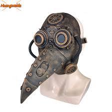 Doctor Schnabel <b>Mask</b> Pipe Latex Steam Punks <b>Plague Doctor</b> ...