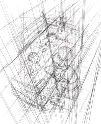 bathroom designs sketch perspectivejpg my illustration process for quotbathtimequot middot small pencil sketc
