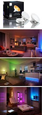 lighting living room complete guide: heres the next generation of home lighting use your smart phone or tablet to adjust