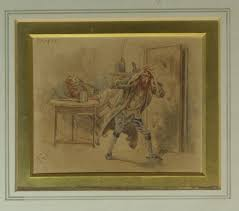 kyd dickens charles three original watercolors illustrating three original watercolors illustrating characters from
