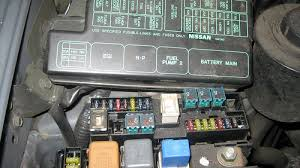 nissan xterra fuse box nissan wiring diagrams
