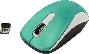 <b>Мышь Genius NX-7010</b> (бирюзовый)