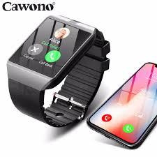 <b>Bluetooth Smart Watch Smartwatch DZ09</b> Android Phone Call ...