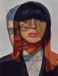 <b>Peter Holl</b>, Sternbild, 2001. Aquarell, 112x86 cm - holl_sternbild_2001