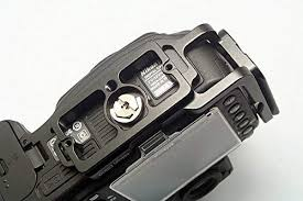 Kangrinpoche <b>Quick Release Plate</b> in L Shape for Nikon <b>D800</b> D810 ...