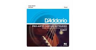 Купить D'ADDARIO EJ65 T - <b>Струны для укулеле тенор</b> Даддарио ...