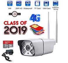 Buy ITS <b>Wireless</b> Sim Card <b>4G Ip</b> CCTV Security Camera Online at ...