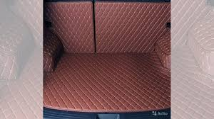 <b>3D обшивка</b> багажника из экокожи премиум класса купить в ...