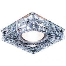 Встраиваемый <b>светильник Ambrella light</b> Led <b>S251</b> CH: купить за ...