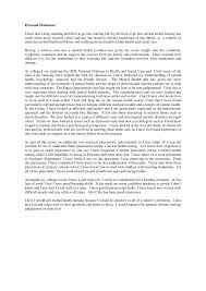 personal statement onlinethis handout provides information about writing personal statements for academic and other positions