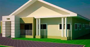 House Plans Ghana         bedroom House Plans in GhanaSebata Building Plan GH¢