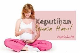 Image result for keputihan semasa hamil