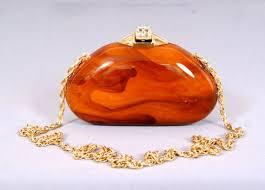 <b>Exquisite Vintage</b> RODO Made in Italy Lucite Tortoiseshell <b>Hard</b> ...