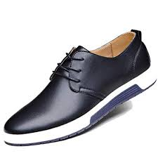 JACKY'S <b>Merkmak</b> Men's Casual Leather <b>Luxury Brand</b> Shoes