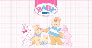 <b>BABY born</b>: Imaginative role play in colourful play worlds