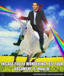 Pink Fluffy Unicorn Dancing On Rainbow Memes. Best Collection of ... via Relatably.com