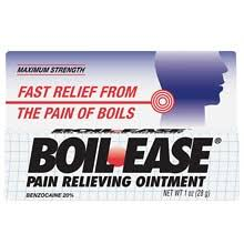 Boil Ease <b>Pain Relieving Ointment</b> | Walgreens