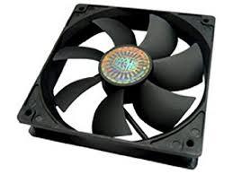 Cooler Master Sleeve Bearing <b>120mm</b> Silent <b>Fan</b> for <b>Computer</b>