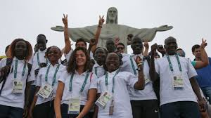 Image result for 10 olympic refugees pic
