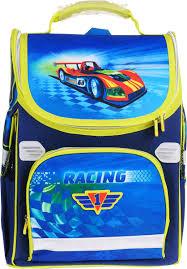 <b>Hatber Ранец школьный</b> Balance Racing Car NRk_13033, цвет ...
