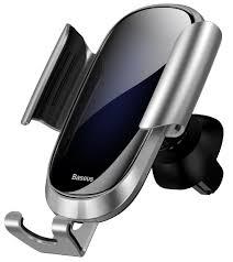 <b>Держатель</b> для телефона <b>Baseus Future</b> Gravity Car Mount ...