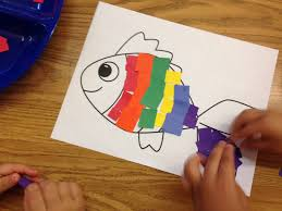 working on basic fine motor skills friendship fine motor and working on basic fine motor skills rainbow fish